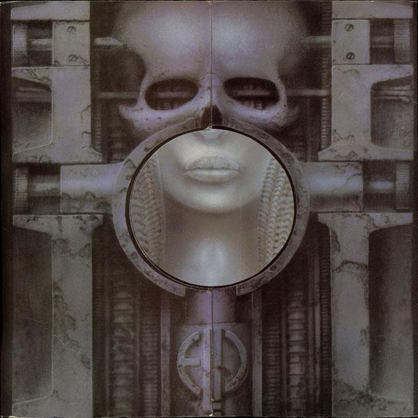 Album Covers Emerson Lake And Palmer Brain Salad Surgery