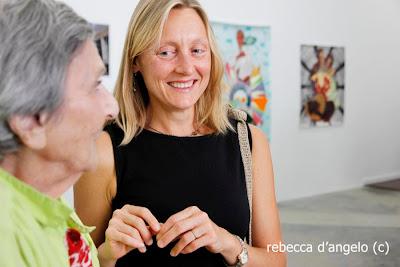 Lida Moser and Alida Anderson