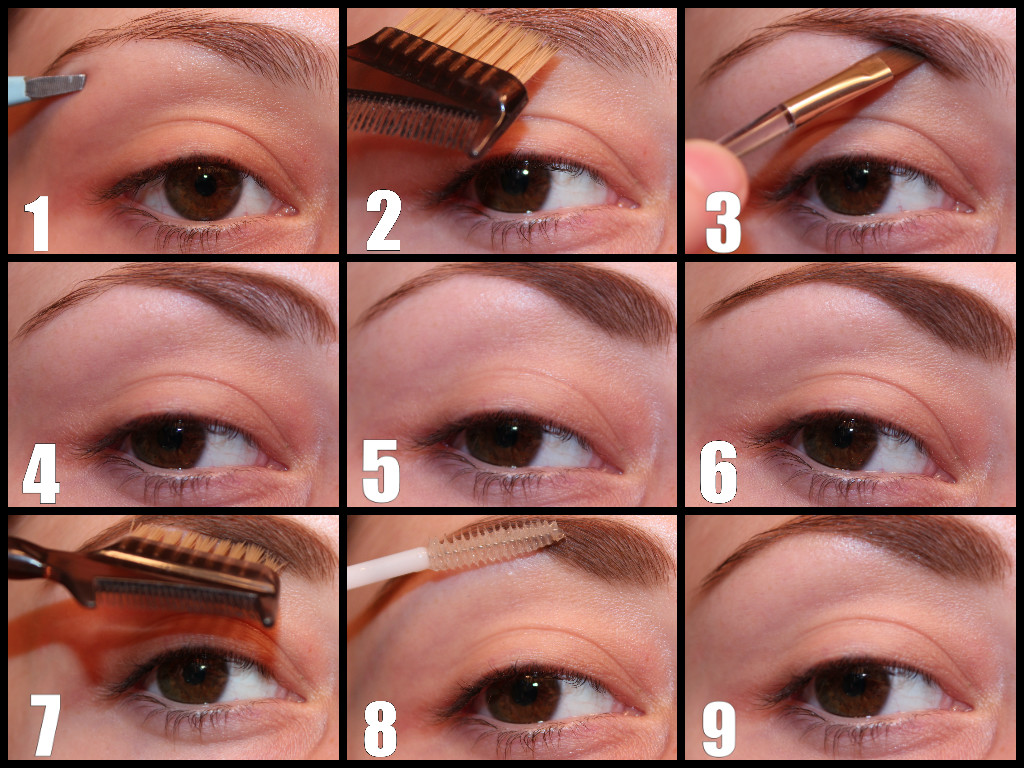 Luhivys Favorite Things Beginner Series How To Fill In Eyebrows