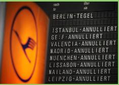 Huelga de los pilotos de alemana Lufthansa alcanza a los vuelos de largo recorrido
