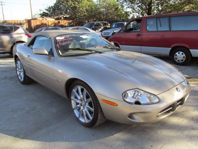 Daily Turismo 5k Who Donated This 1997 Jaguar Xk8