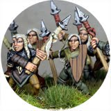15mm Wood Elves