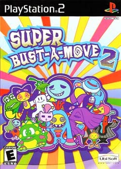 BUST A MOVE 2 PS2 ISO