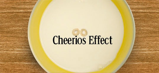 The Cheerios Effect, Cheerios Giveaway, Blog Giveaways, Personal Connection Stories