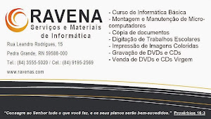 RAVENA serviços e Materiais de Informática.