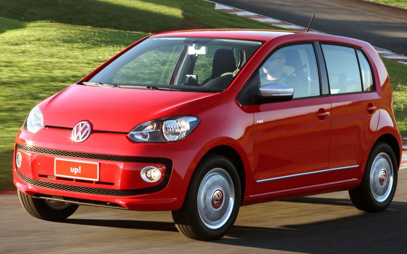 Volkswagen up! 2015 - vendas em alta