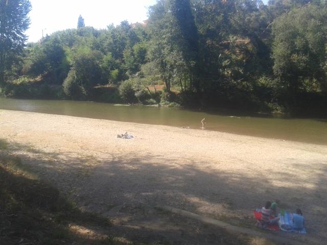 Praia Fluvial de Souto do Rio