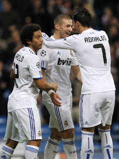 Ronaldo, Benzema y Marcelo, Se Perderán El Partido Real Madrid Vs Tottenham