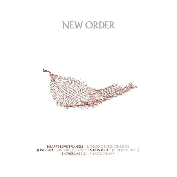12 x 12 is the title of a series of 12-inch singles released by New Order in ...