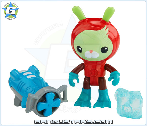 Octonauts Tweaks 2015 toys オクトノーツ トゥイーク ディズニー Fisher-Price mattel the Octonauts