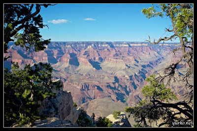 Grand Canyon: First Impressions