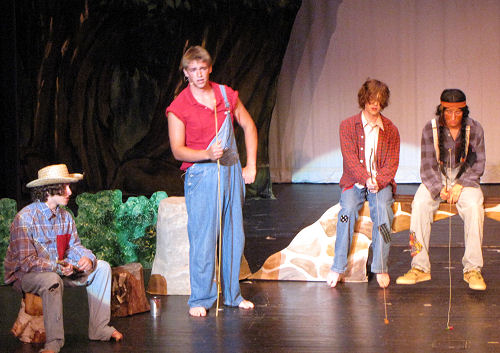 Li'l Abner stage play