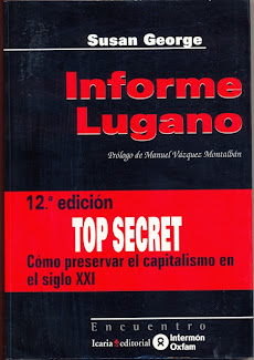 "NeoLiberalisme econmic: ""Informe Lugano"", llibre de referncia, tenir pistas de la crisi econmica"