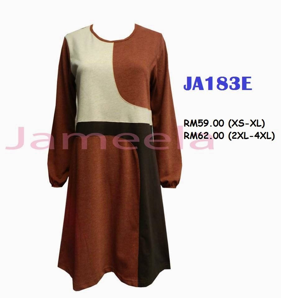T-shirt-Muslimah-Jameela-JA183E