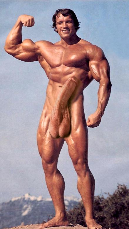 Arnold Naked 70