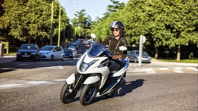Yamaha Tricity Batal Masuk ke Indonesia?