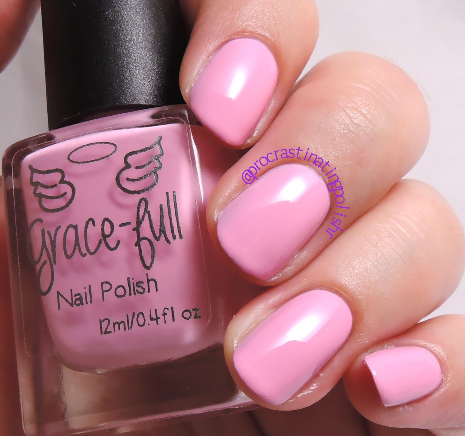 Grace-full Nail Polish - Emma | Dreamy Beach