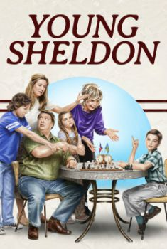 Young Sheldon 2ª Temporada Torrent - WEB-DL 720p/1080p Dual Áudio