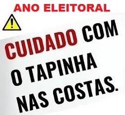 ATENTAI ELEITORES: