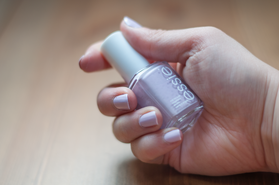 the perfect nailpolish essie