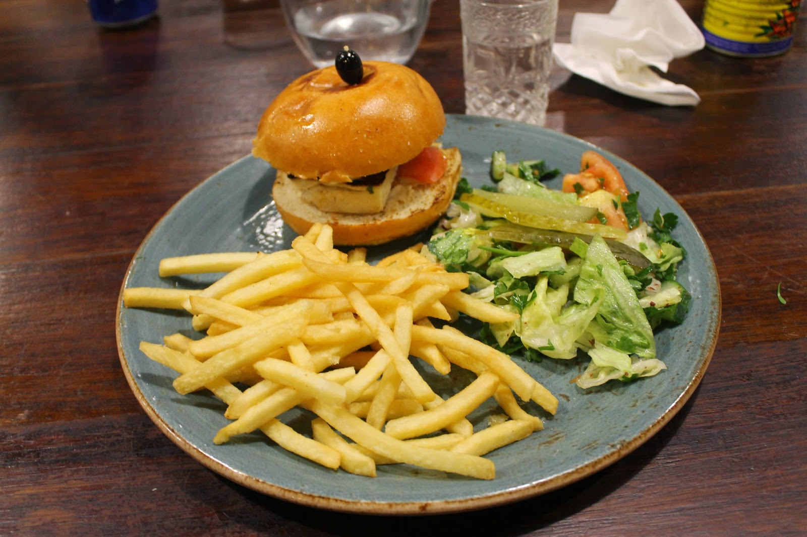 Bakchic Liverpool Burger