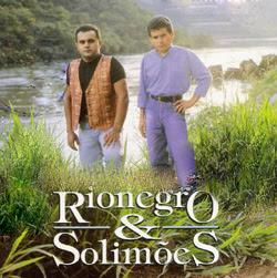 Rio Negro e Solim�es - Sonhei Vol.4