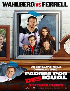 Padres por desigual (Daddy's Home) (2015)