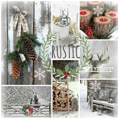 СП Rustic Winter!