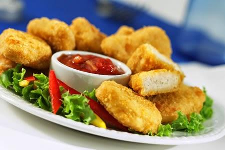 Resep membuat Chicken Nugget nikmat lezat dan sehat