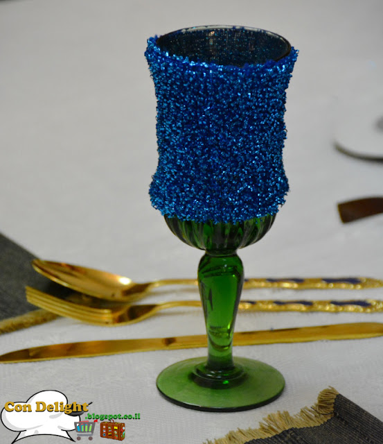 A cup with dish sponge