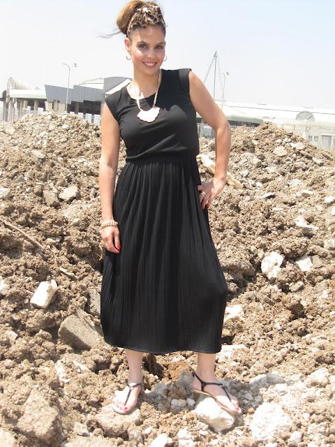 בלוג אופנה Vered'Style שמלת קיץ