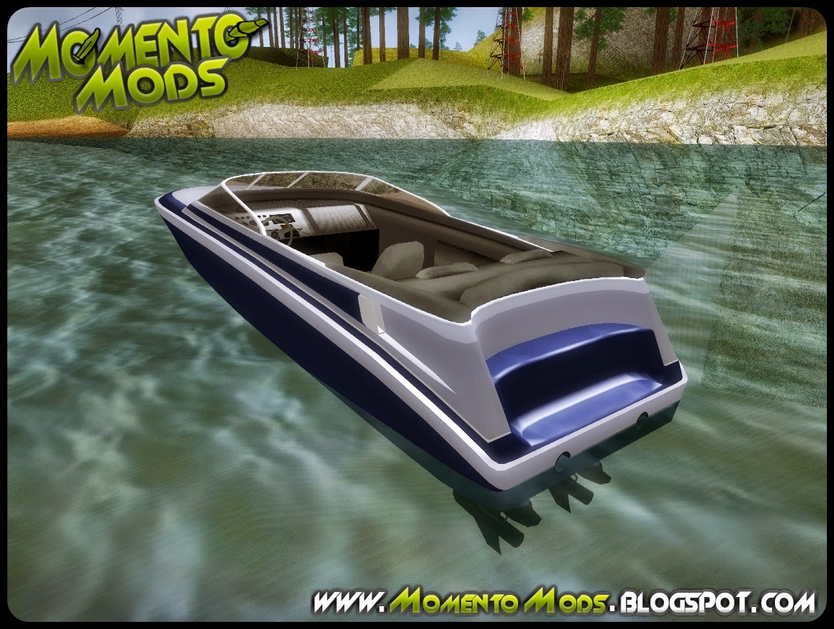 GTA SA - Tbogt Floater Convertido Do GTA IV