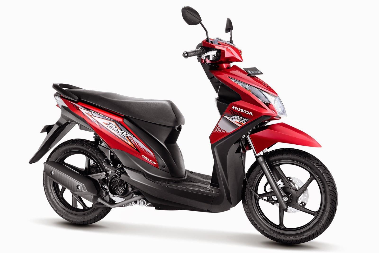 Spesifikasi, harga, kelebihan, kelemahan motor All New Honda BeAT ...