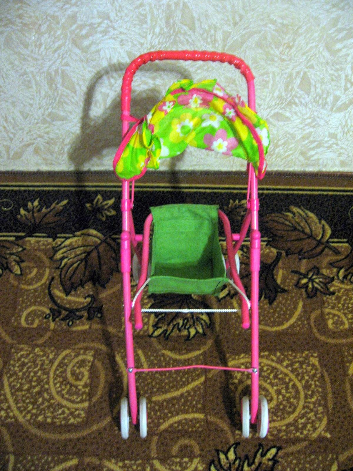 Перешиваем коляску своими руками