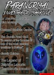 Paranormal Investigators magazine