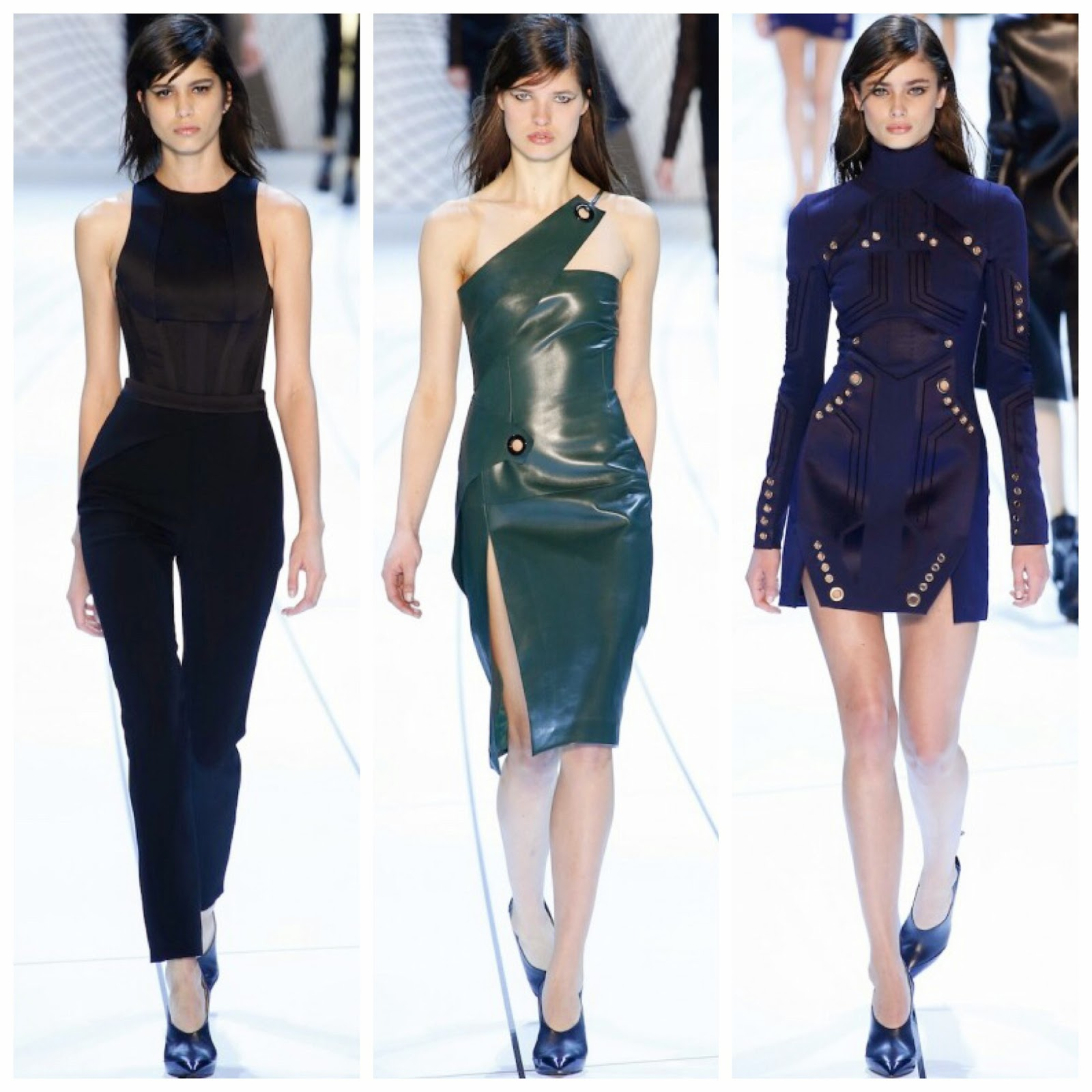 Mugler herfst winter collectie 2015