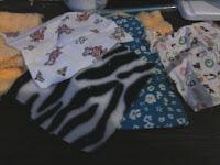 coudre lingettes lavables couture DIY tissu recyclage bébé couches soins hygiène