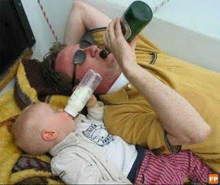 bayi lucu021 Gambar Lawak: Mengapa Lelaki Tidak Sesuai Menjadi Pengasuh Anak?