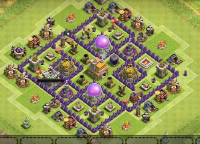 Base Farming Design 2016 TH7