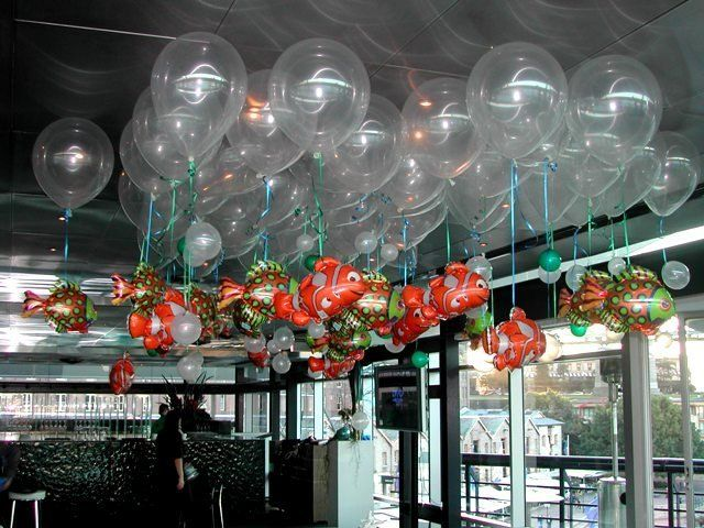 Helium balloons and more call us on 8722008855 for Balloon decoration book