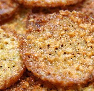 Biscoito diet de laranja e castanha de caju