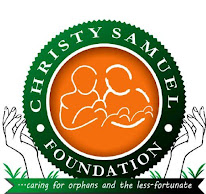Christy Samuel Foundation for Orphans and the Less-Fortunate
