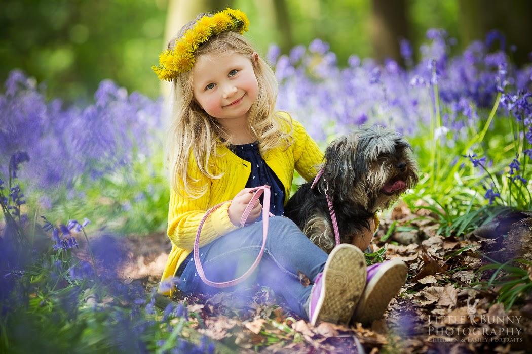 Kids Photography Little Bunny Photography