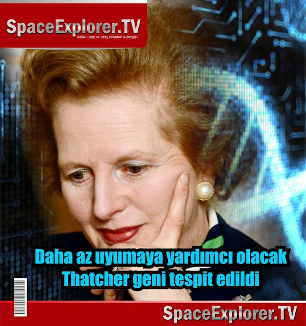 DNA, Genetik bilimi, Space Explorer, Thatcher geni, Uyku,