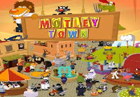 Motley Town walkthrough.