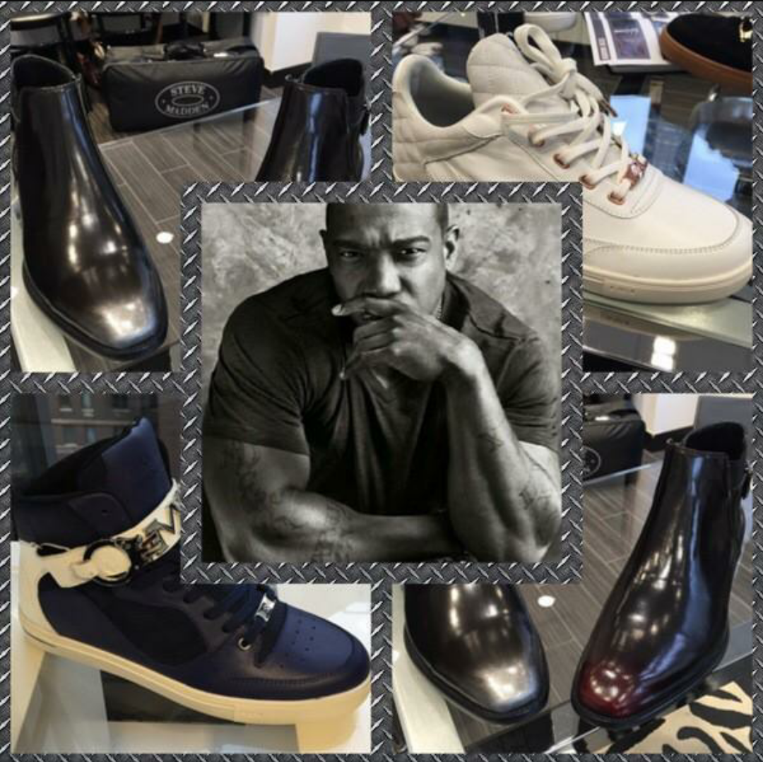 Rapper Ja Rule Partners With Steve Madden For Maven x Madden Shoe Collection 1e6a4bf38