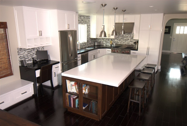 Do It Right Remodeling Relied On Edan S Professional Culinary Experience And Avirian Artistic Skill But The Brothers Admit That They Needed To Be Able