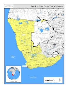 Cape Town South African Mission
