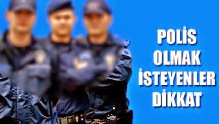 polis iş başvurusu