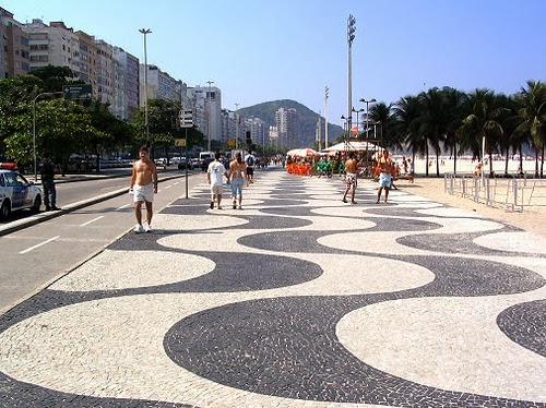 Passeio Rio City tour Expresso Navios - orla de copacabana